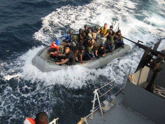 У Камеруні пірати захопили українських моряків - AFP