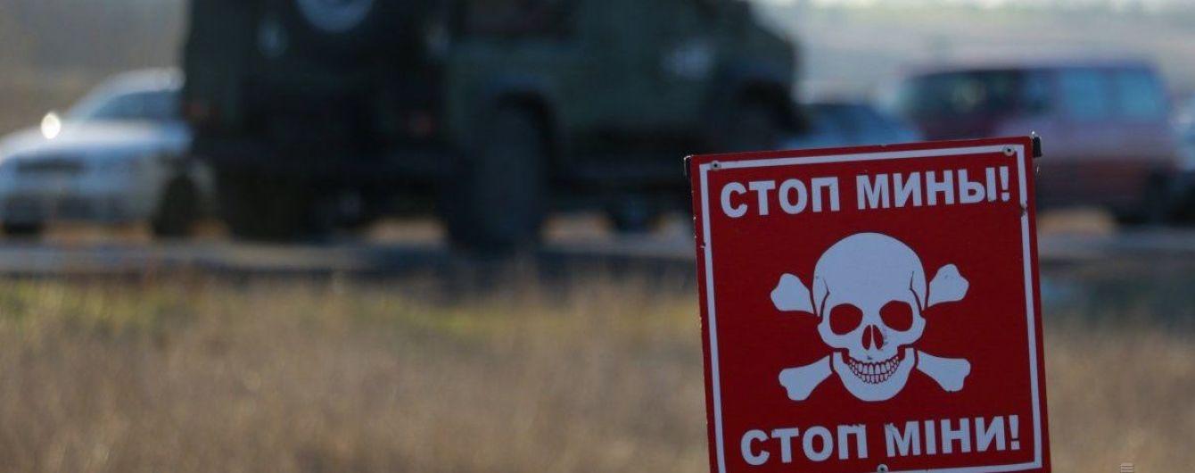 За час російської агресії на Донбасі від мін загинуло понад 260 осіб