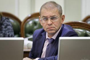 Пашинского оставили под арестом