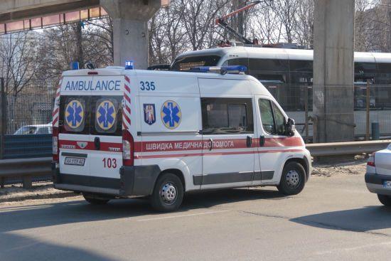 """В Ізмаїлі BMW """"перекинув"""" маршрутку: семеро постраждалих"""
