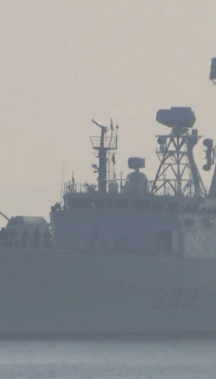 Министры стран-членов НАТО планируют принять пакет мер по усилению безопасности в Черном море