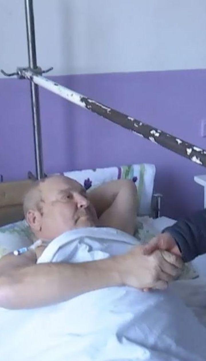 Колишній військовий допоміг скутеристу, що потрапив у ДТП