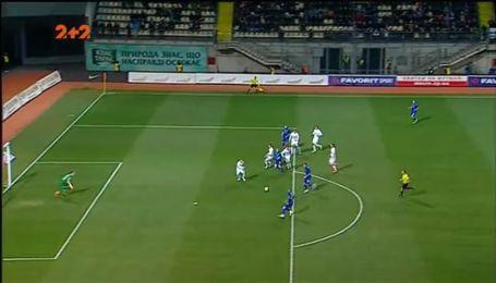 Зоря - Динамо - 2:1. Відео голу Буяльського