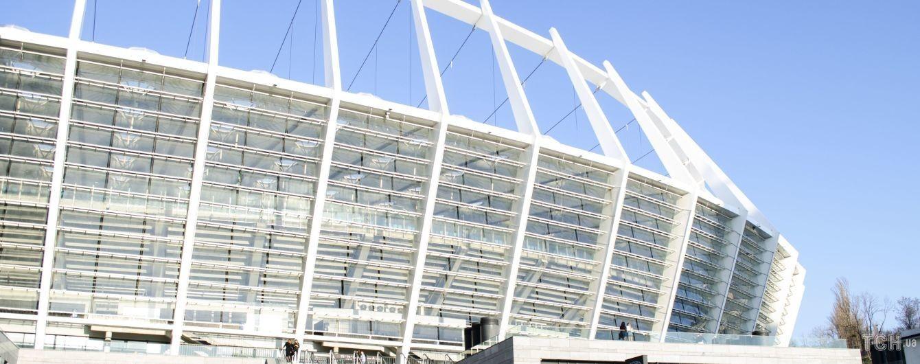 """НСК """"Олимпийский"""" отреагировал на заявление Зеленского о публичных дебатах на стадионе"""