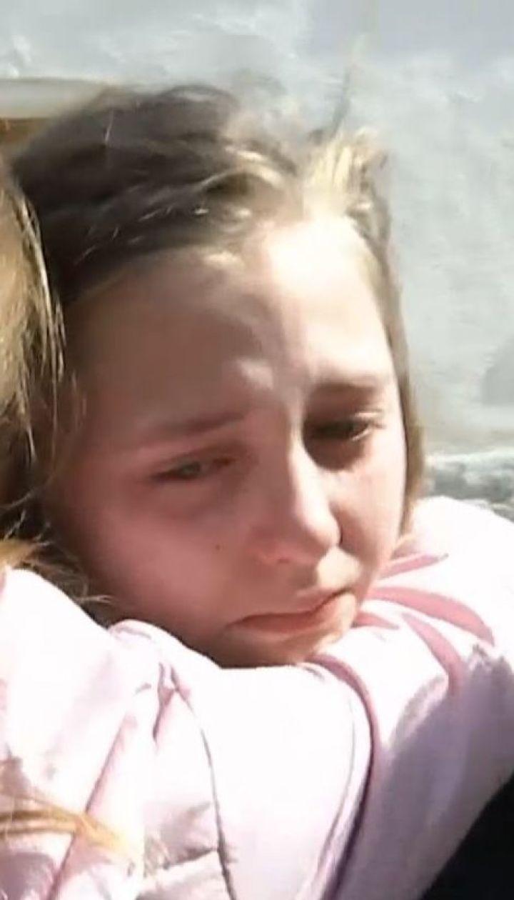 У школі на очах у дітей жорстоко вбили собаку, який зайшов на територію закладу