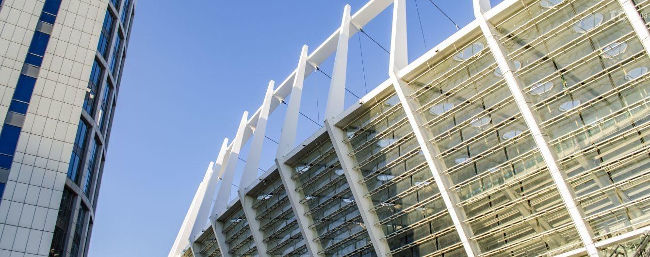 """Для охраны стадиона """"Олимпийский"""" прибыли Нацгвардия и конная полиция"""