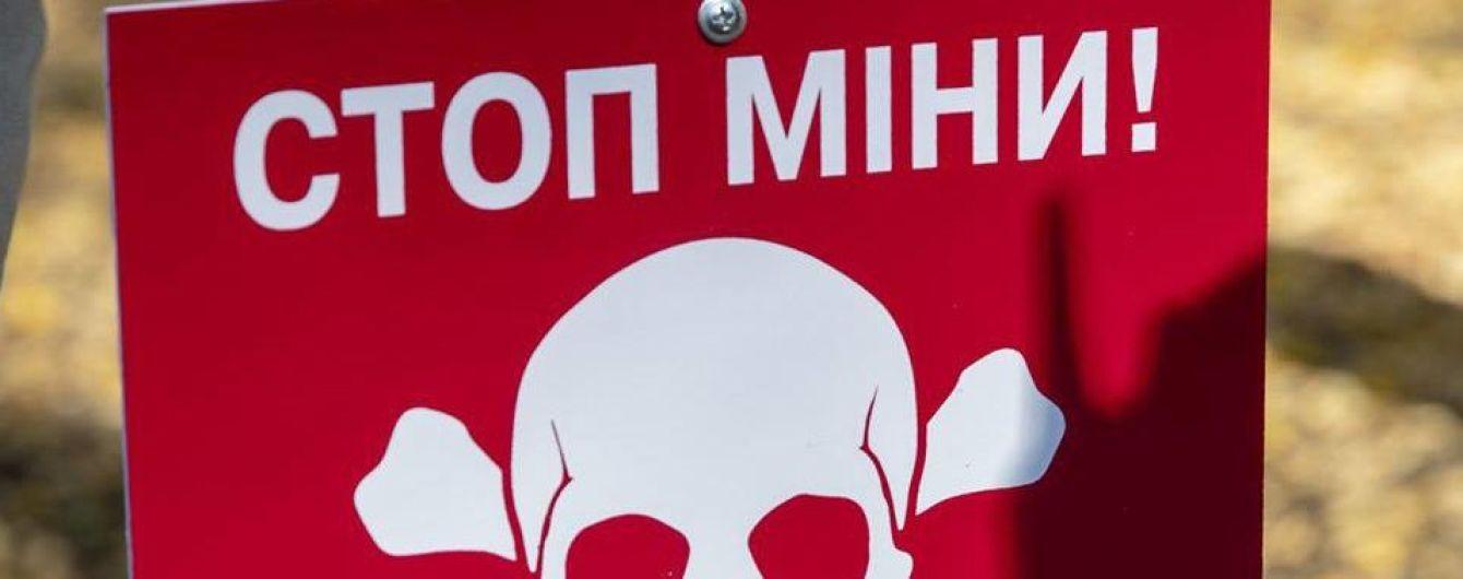 США призывают Украину разрешить иностранное финансирование программы по разминированию Донбасса