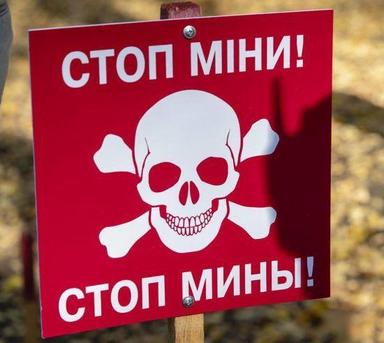 США закликають Україну дозволити іноземне фінансування програми із розмінування Донбасу