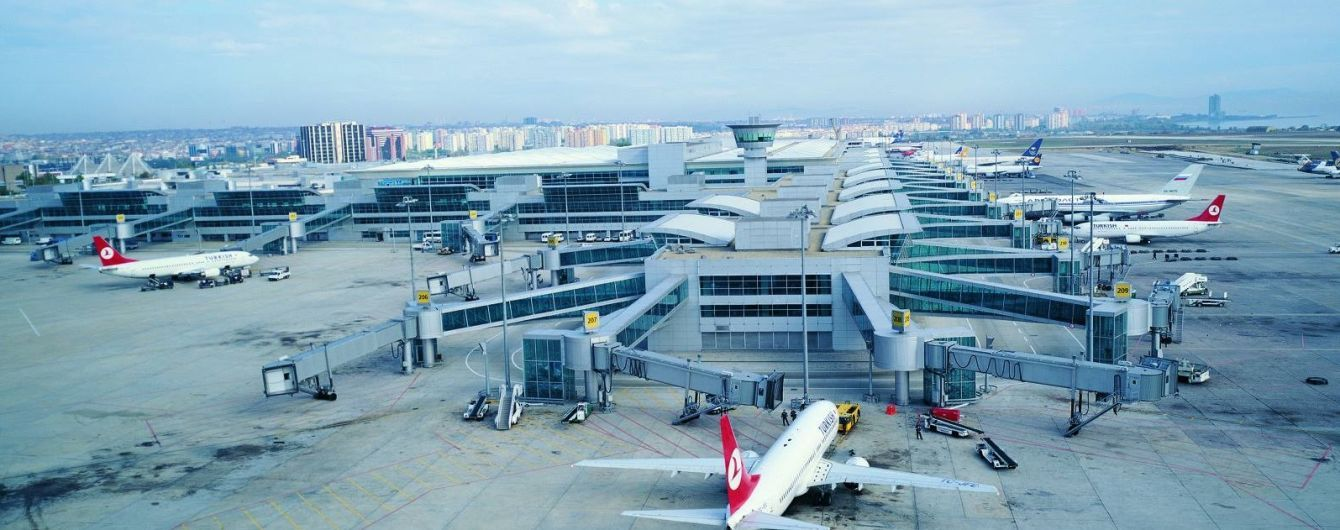 В Стамбуле начался масштабный перевод пассажиров и рейсов в новый аэропорт