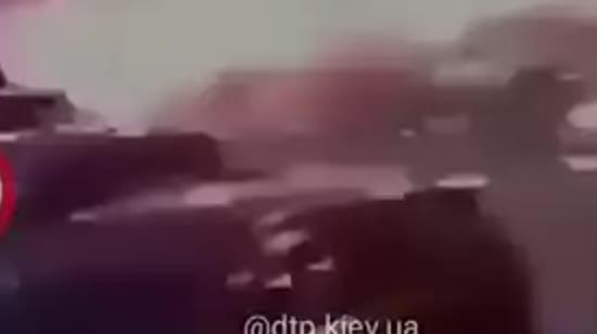У Мережі оприлюднили відео вибуху автівки українського офіцера-розвідника