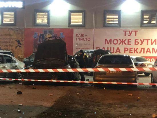 Мосійчук опублікував подробиці про підривника автомобіля у Києві