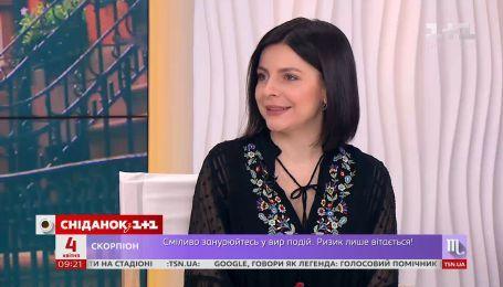 """Учасниця """"Голосу країни"""" Оксана Муха розповіла про популяризацію пісень Квітки Цісик в Україні"""