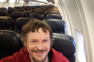Мечта каждого пассажира: мужчина из Литвы летел один на самолете для 188 человек