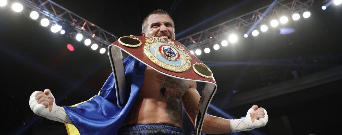Ломаченко назвали лучшим боксером мира в его возрастной категории