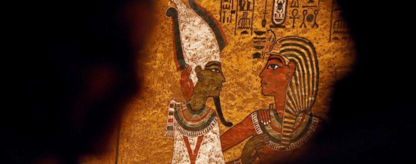 Египетский саркофаг откроют в прямом эфире
