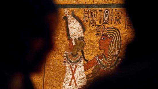 Єгипетський саркофаг відкриють в прямому ефірі