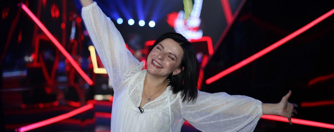 """Участница шоу """"Голос країни-9"""" очаровала исполнением песни легендарной Квитки Цисык"""