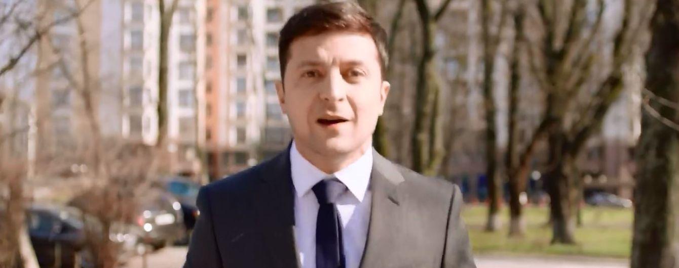 Зеленский объяснил, почему не пошел сдавать анализы вместе с Порошенко