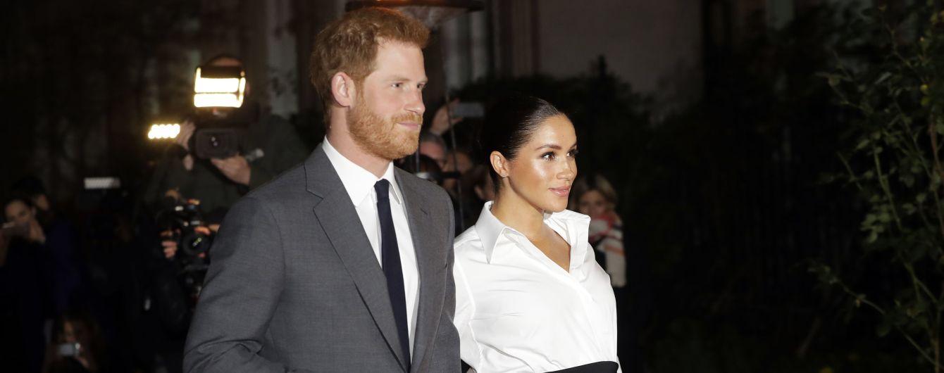 Принц Гарри и Меган переехали в новый дом - СМИ
