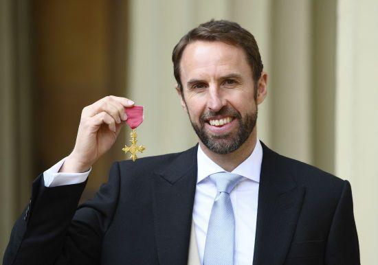 Тренер збірної Англії нагороджений почесним орденом за заслуги у футболі