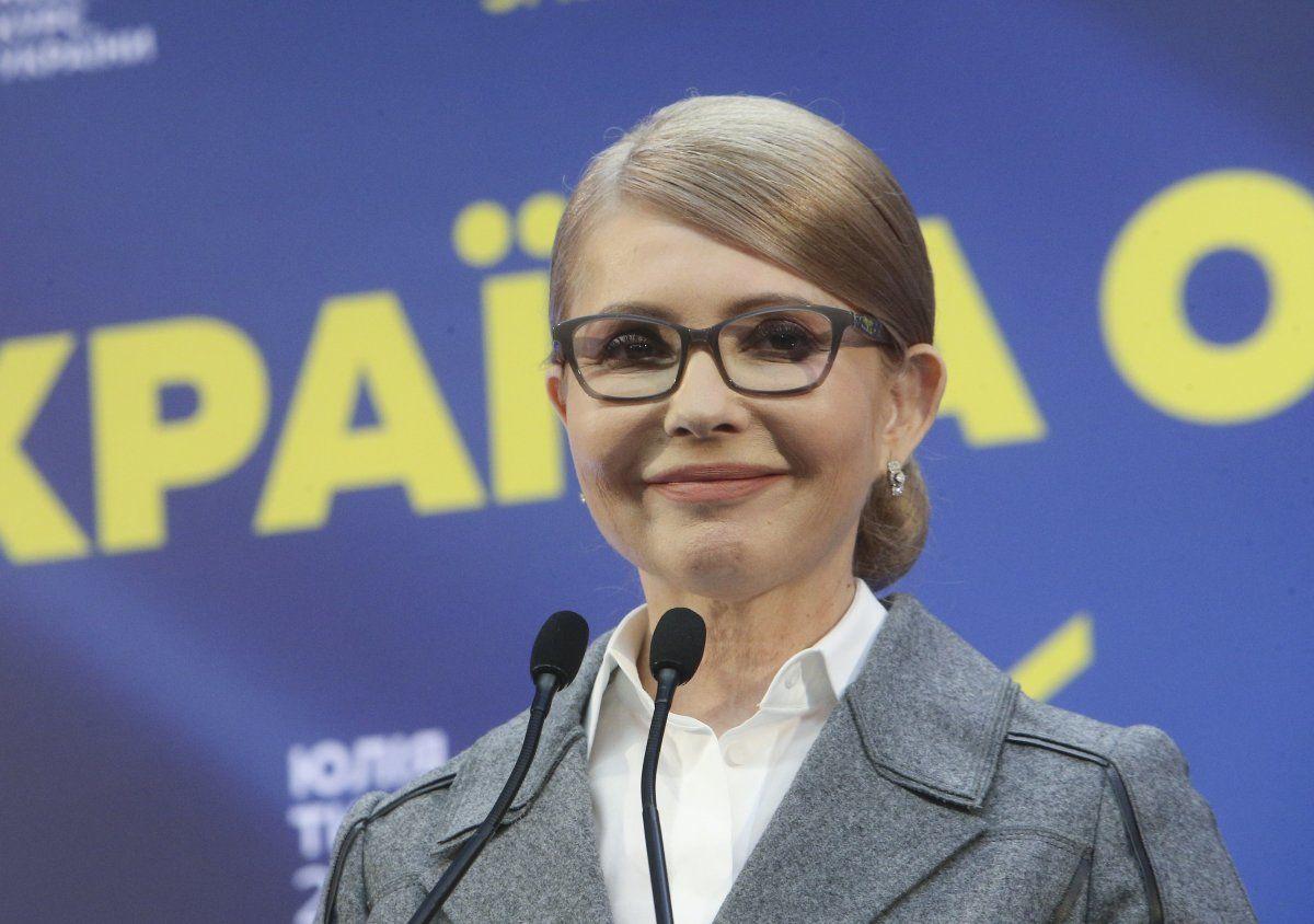 Юлія Тимошенко, вибори президента 2019_3