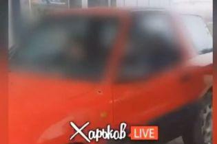 В селе на Харьковщине сняли 11-летнего водителя, который ездит без взрослых