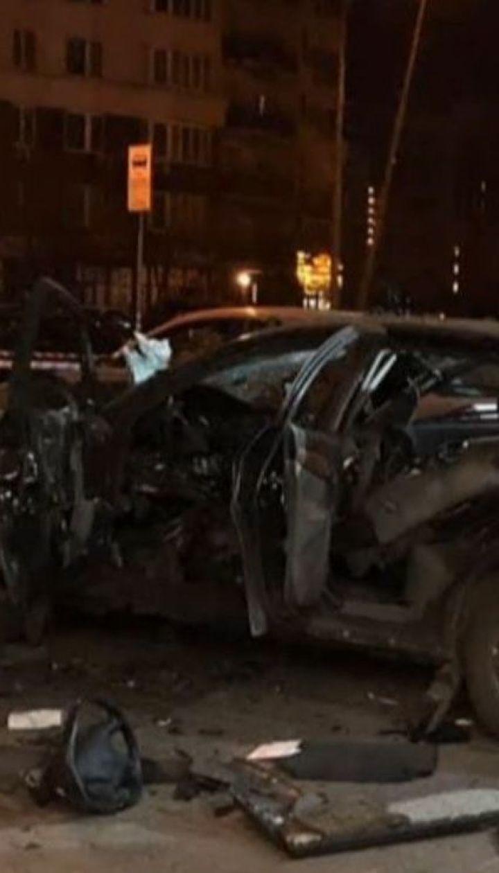 Вибух автомобіля в Києві розслідують як теракт