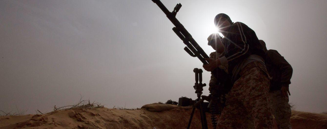 В Ливии правительственные войска начали контрнаступление на отряды мятежного генерала Хафтара