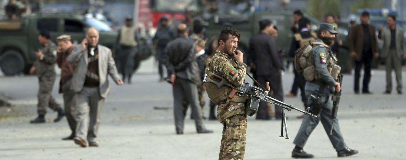 У столиці Афганістану стався потужний вибух. ЗМІ пишуть про 80 постраждалих