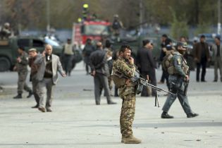 В столице Афганистана произошел мощный взрыв. СМИ пишут о 80 пострадавших