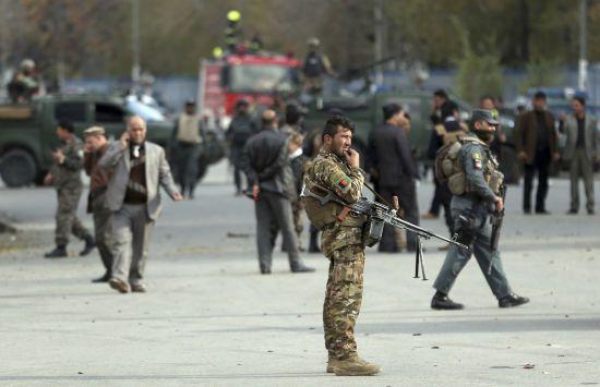 В Афганістані таліби напали на поліцейських. Є загиблі