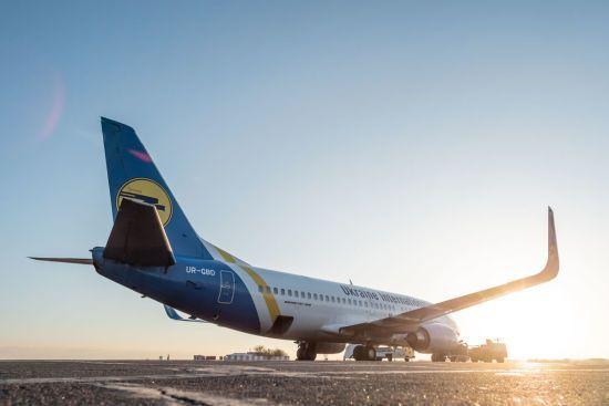 МАУ змінює розклад через затримку поставки Boeing 737 MAX