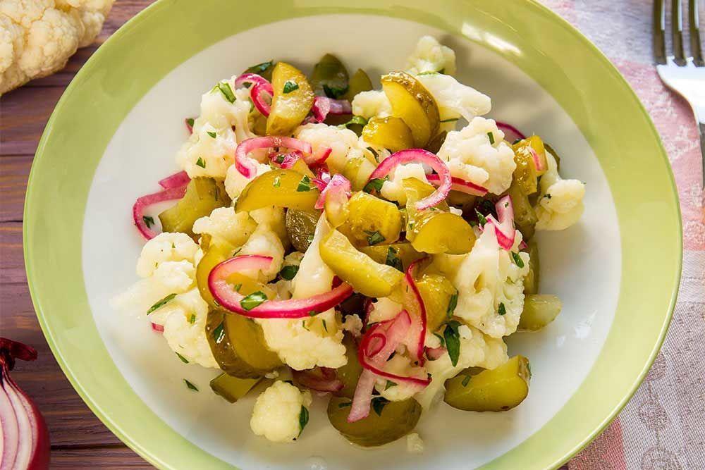 Салат, солоні огірки, рецепт, для блогів