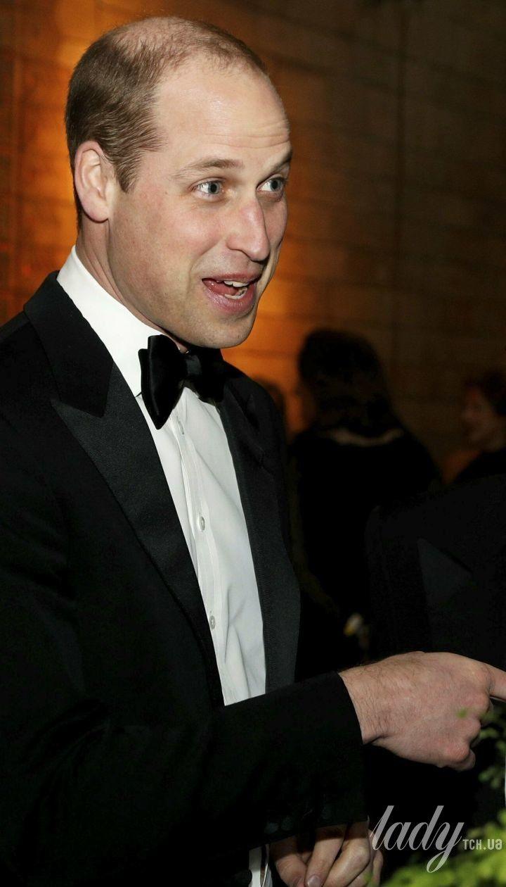 Принц Уильям и Дэвид Бекхэм
