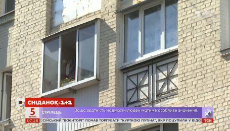 Как выглядят балконы украинских домов