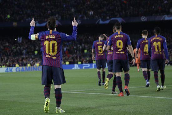 """""""Барселона"""" планує залишити Мессі у клубі """"на довгі роки"""""""