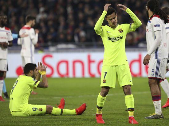 """""""Барселона"""" влітку планує виручити з продажу футболістів до 300 мільйонів євро - ЗМІ"""