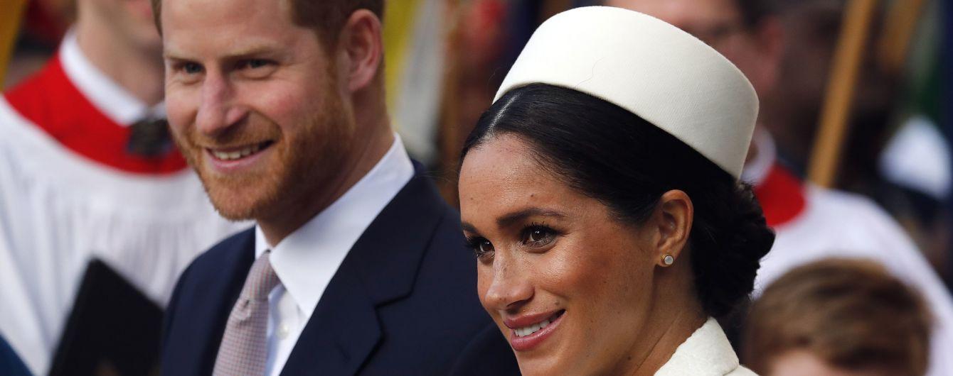 Официально: принц Гарри и Меган рождения ребенка оставят в тайне