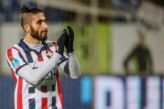 У Нідерландах розірвали контракт з футболістом, який відмовився виходити на заміну