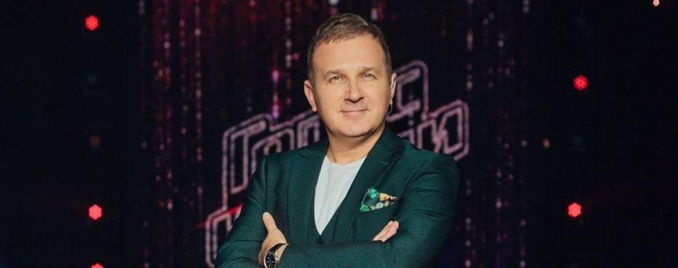 """Ведущий """"Голоса країни-9"""" Юрий Горбунов рассказал, чем будет поражать первый прямой эфир проекта"""