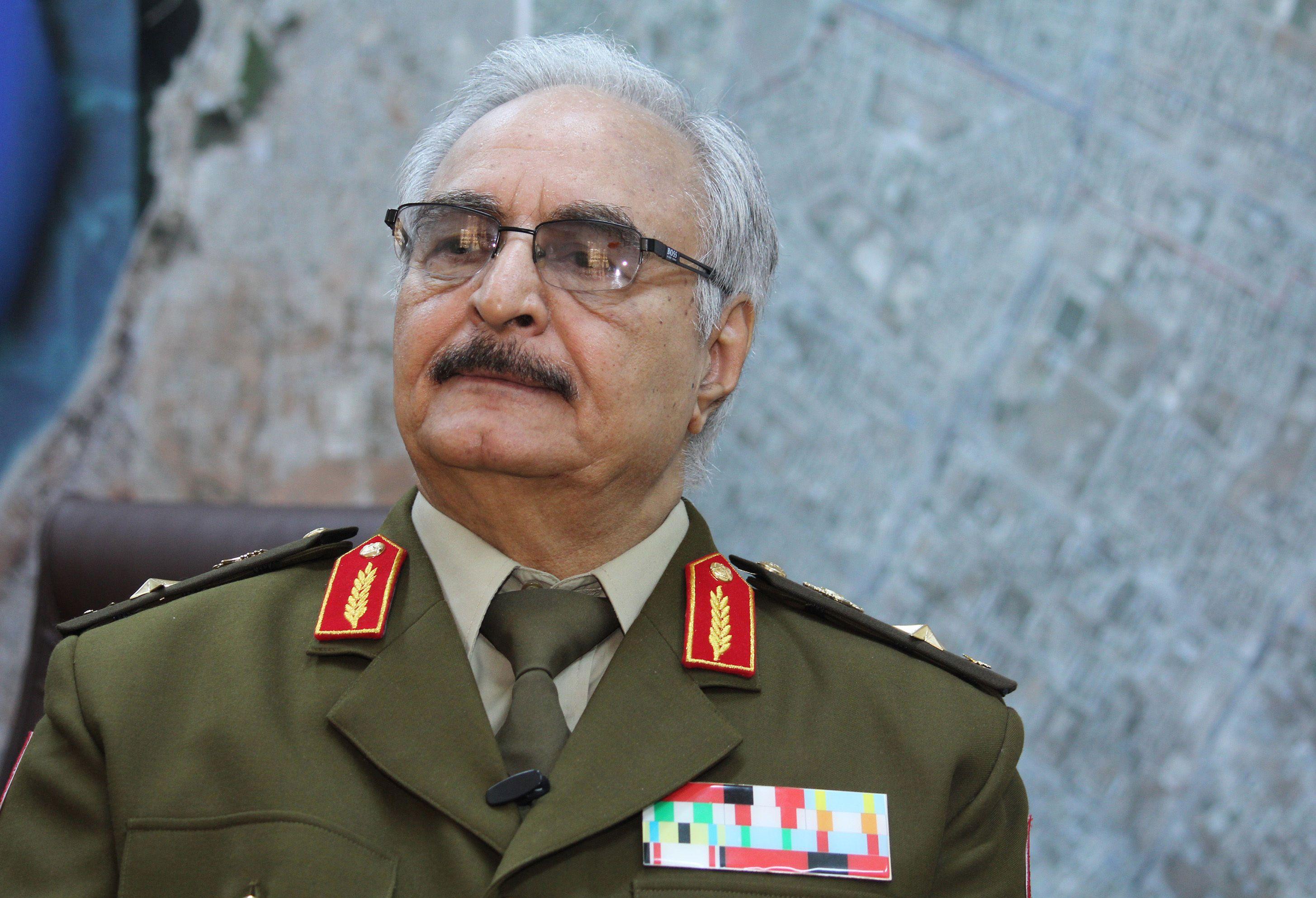 генерал Хафтар