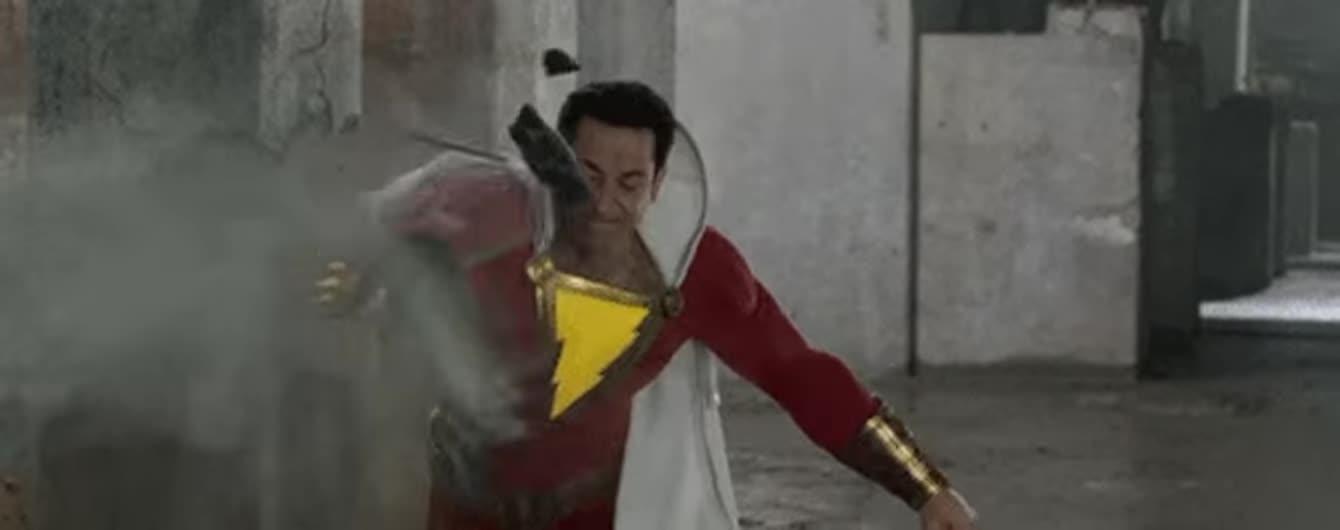 """""""Шазам!"""" від DC: цілковитий захват"""