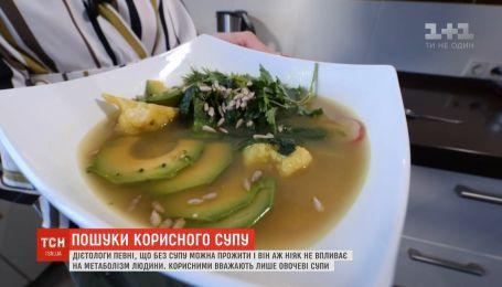 Традиционный суп вредит организму - диетологи