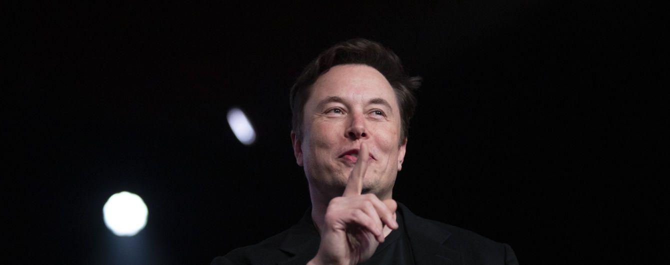 На логотипе Tesla изображен нос кота. Илон Маск подтвердил