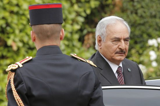 Бунтівний лівійський генерал Хафтар пояснив чому відмовився підписувати у Москві мирний договір