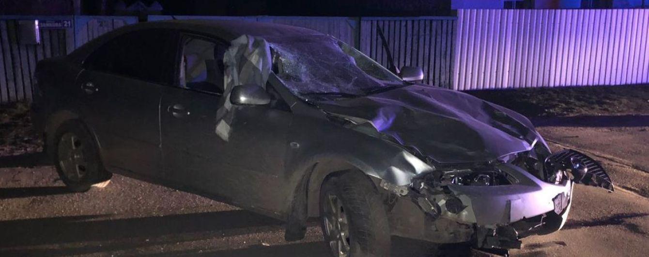 На Киевщине задержали парня, который на родительском авто сбил на смерть двух девушек