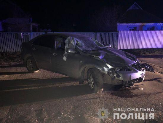 На Київщині затримали молодика, який на батьківському авто збив на смерть двох дівчат