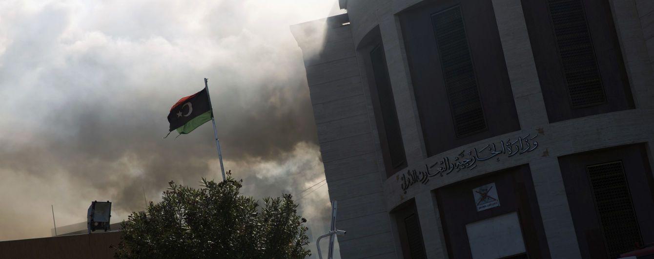 Количество погибших в результате боев в Ливии возросло до почти 200 человек