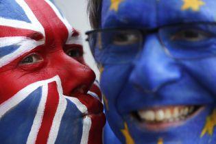 В Євросоюзі назвали дату підписання угоди про Brexit