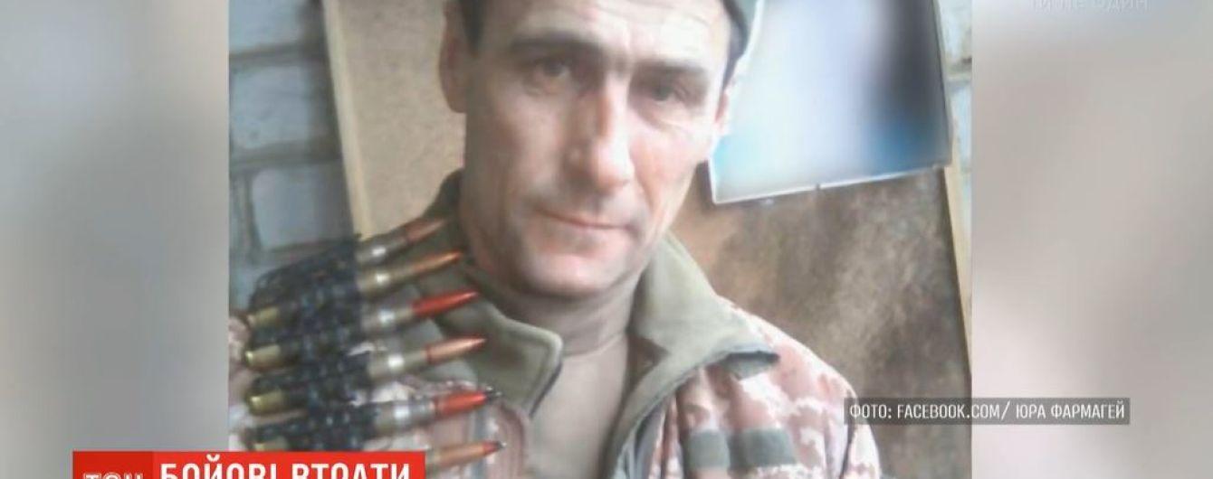 На фронті загинув 46-річний кулеметник з Вінниччини